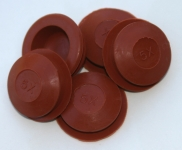 [MZS5X] Rubber Stopper 25mm Diameter