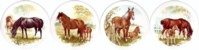 Mare & Foal Set of 4 (150mm)