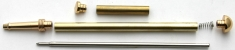 [PENBBG] Baseball Bat Pen Kit Gold