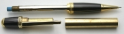 [PENSIERRAPGMG] Sierra Pencil Kit Gold & Gun Metal