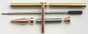 PENSLC] Slimline Twist Pen Copper Plated