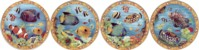 Tropical Fish Set of 4 (150mm)
