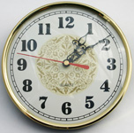 [WIC180CGIA] Clock 180mm Ivory Face Arabic Numerals