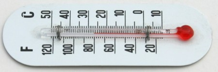 Strip Thermometer 57mm