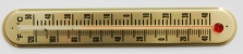 [WT151-25] Stick Thermometer 151x25mm