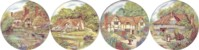 Cottage Collection Set of 4 (150mm)