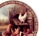 Farm animals, horses, chickens, exotic animals 150mm